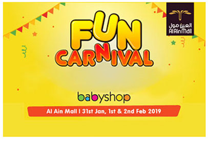 BABYSHOP FUN CARNIVAL IS BACK