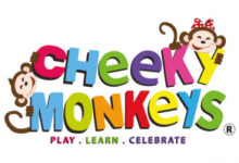 شعار cheekymonkeys